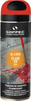 Baustellenmarkierspray FLUO TP leuchtrot 500 ml Spraydose...