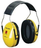 Gehörschutz OPTIME I EN 352-1 (SNR) 27 dB gepolsterter Kopfbügel