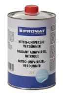 Nitrouniversalverdünner 1l Dose PROMAT chemicals