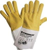 Schweißerhandschuhe Mexico Z Super Gr.10 gelb/grau...