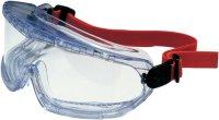 Vollsichtschutzbrille V-MAXX EN 166 Rahmen klar,Scheibe...