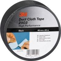 Gewebeband Scotch® 2903 schwarz L.50m B.48mm Rl.3M