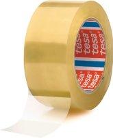 Verpackungsklebeband PP tesapack® 4280 farblos L.66m B.50mm Rl.TESA