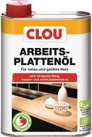 Arbeitsplattenöl farblos 250 ml Dose CLOU