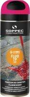 Baustellenmarkierspray FLUO TP leuchtpink 500 ml Spraydose SOPPEC
