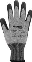 Schnittschutzhandschuhe Gr.10 grau HDPE/Nyl./EL/Glasfaser m.PU EN388 Kat.II 10PA