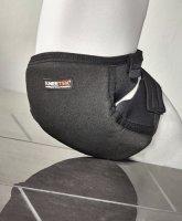 Knieschoner Profiline Poly DIN/EN14404 universal schwarz waschbar 30GradC