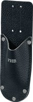 Messertasche TRISTAN B60xT30xH195mm Leder schwarz FHB