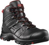 Sicherheitsstiefel BE Safety 54 Mid Gr.10,5 (45,5) schwarz/rot Leder